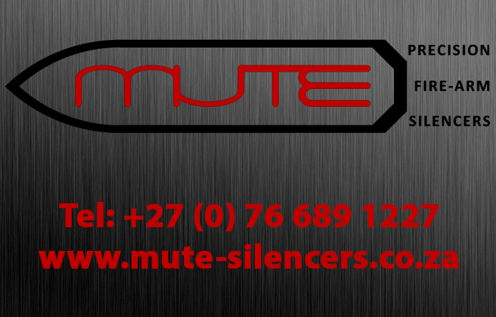 Mute Fire-Arm Silencers Logo Image